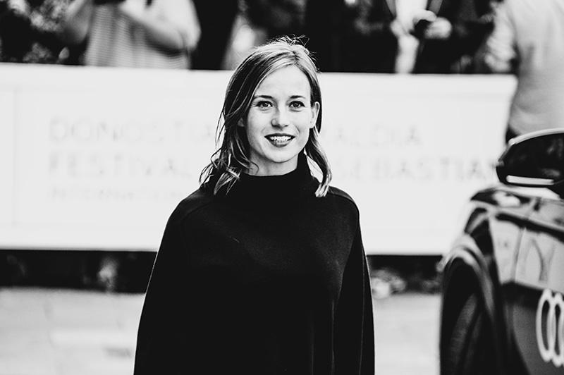 Marta Etura. // Foto: Santiago Farizano