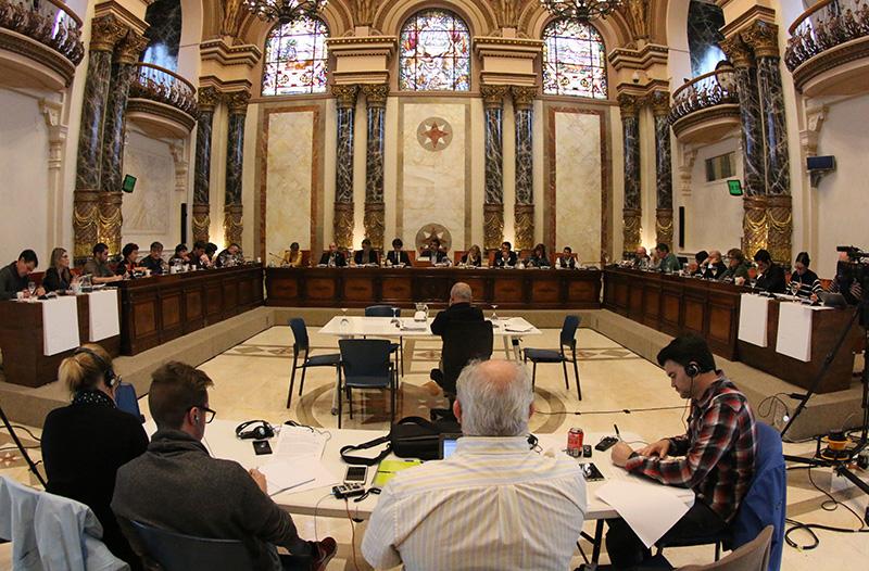 Las cuentas serán remitidas al pleno. Foto: Ayuntamiento