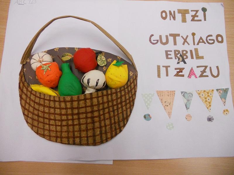 Cartel ganador en la categoría de 9 a 11 años. Foto: Diputación