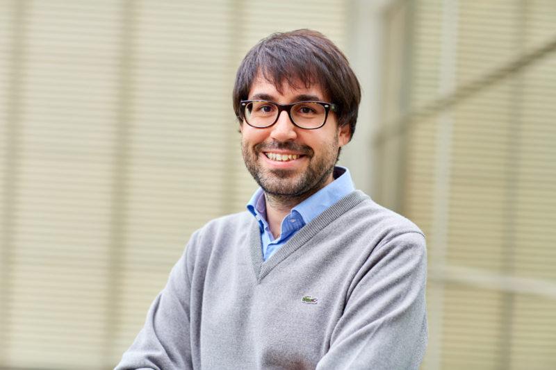 Aurelio Mateo Alonso. Foto: UPV