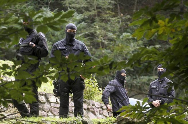 Imagen de archivo. Foto: Guardia Civil
