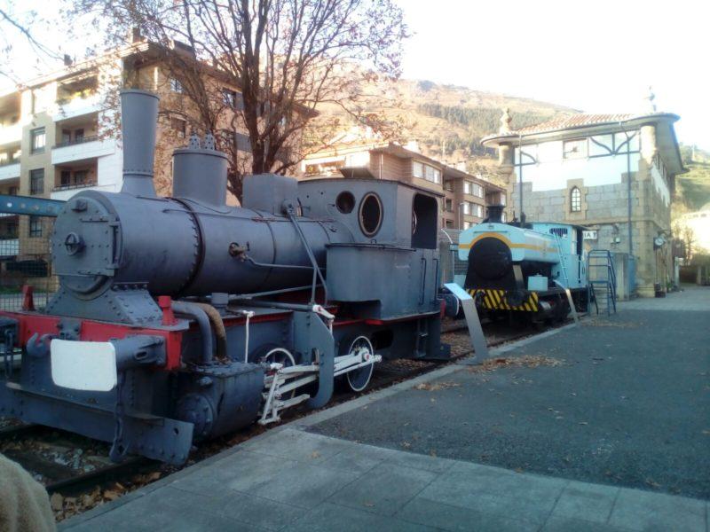 Imagen del Museo del Ferrocarril. Foto: Maite Martínez