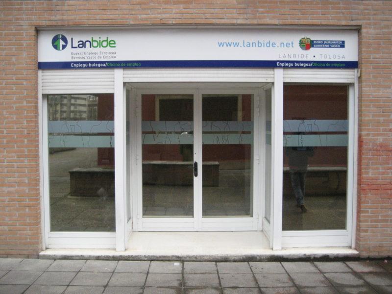 Oficina de Tolosa. Foto: Gobierno vasco