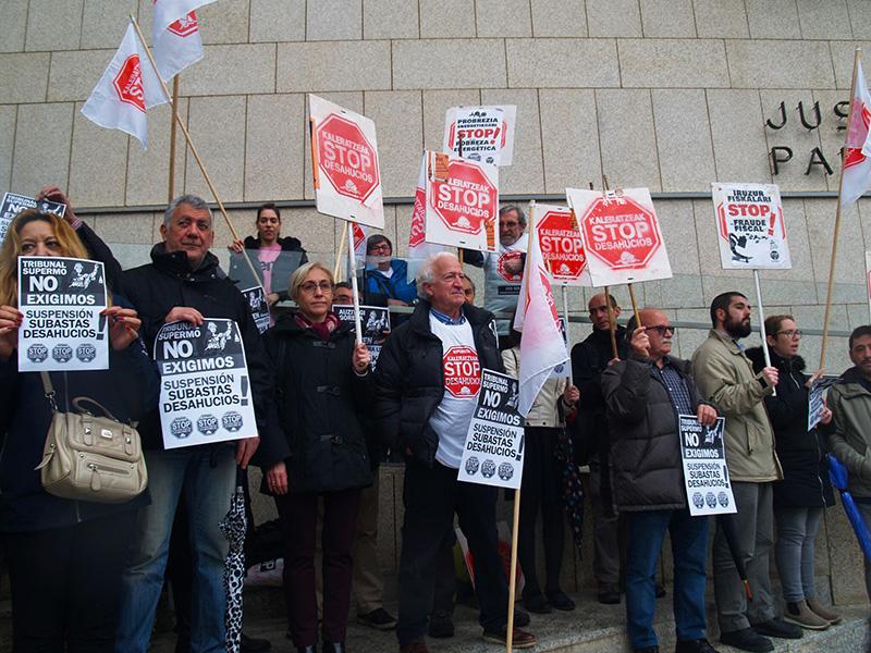 Imagen de archivo. Foto: Stop Desahucios