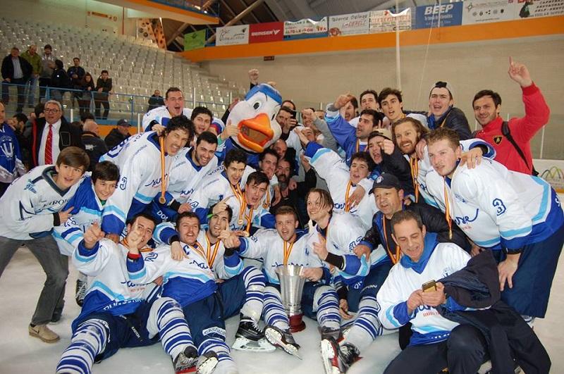 Foto: Txuri Urdin Hockey Hielo
