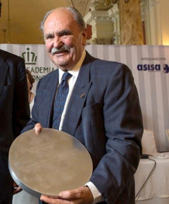 El cocinero Luis Irizar hará el corte del primer queso del año. Foto: EscuelaIrizar.com