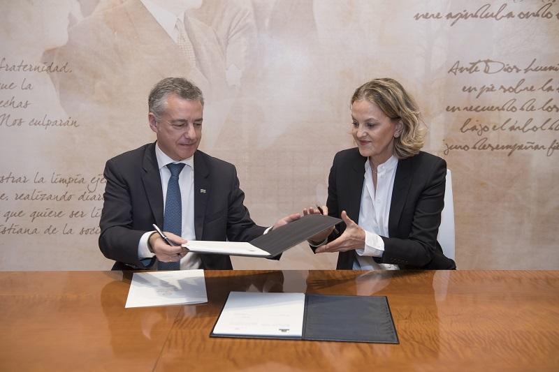 Firma: Gobierno Vasco