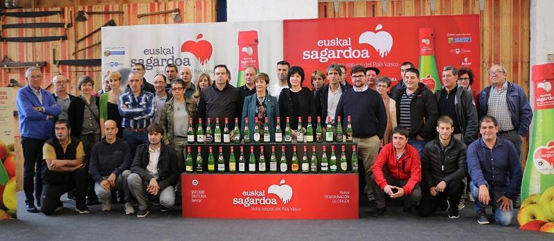 Foto: Euskal Sagardoa