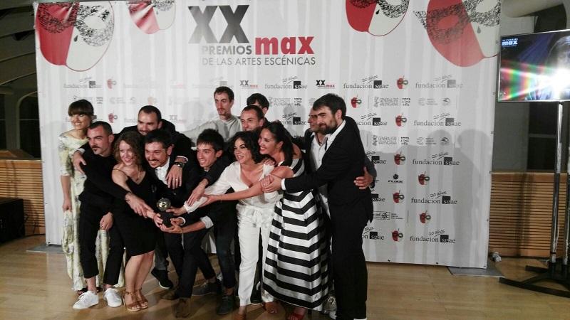 Foto: Premios Max