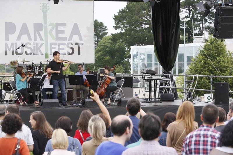 Edición del pasado año. Foto: Parkea Musik Fest