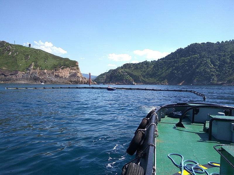 Foto: Puerto de Pasaia