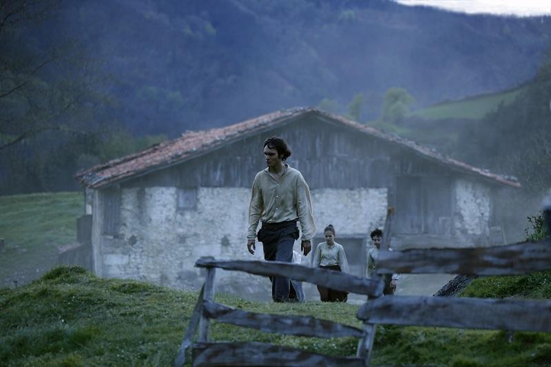 Imagen de la película 'Handia'.