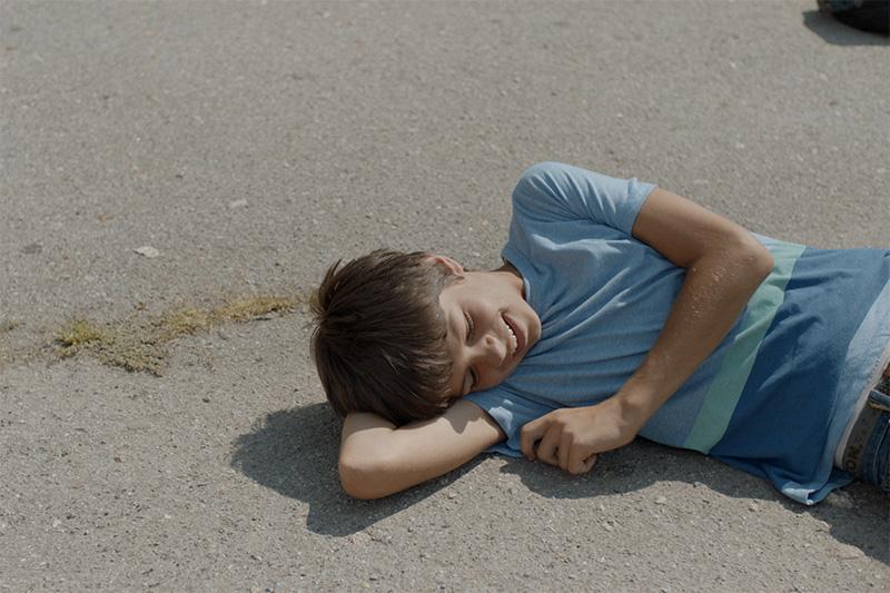 Fotograma de '3/4', de Ilian Metev