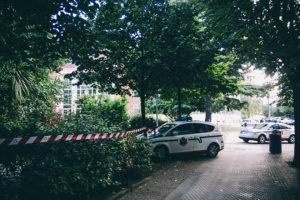 IMG7855 300x200 - Un detenido tras una agresión con arma blanca en Amara