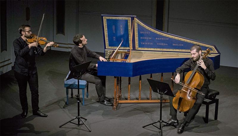 Conerto 1700. Foto: Quincena Musical