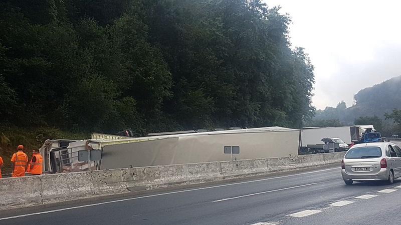 Foto: Protección Civil Tolosa