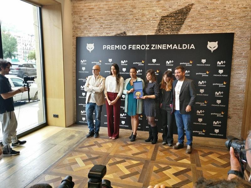 Foto: Premios Feroz