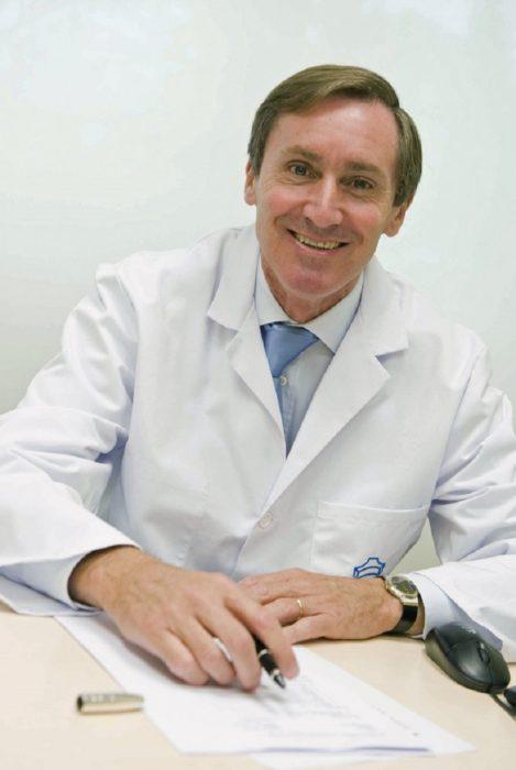Eduardo Alegría, cardiólogo. Foto: Policlínica Gipuzkoa