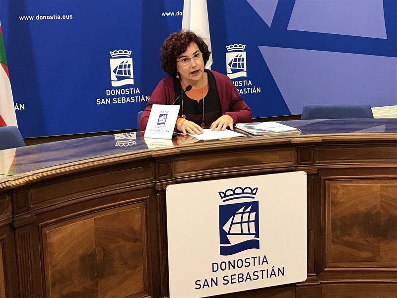Amaia Almirall. Foto: EH Bildu