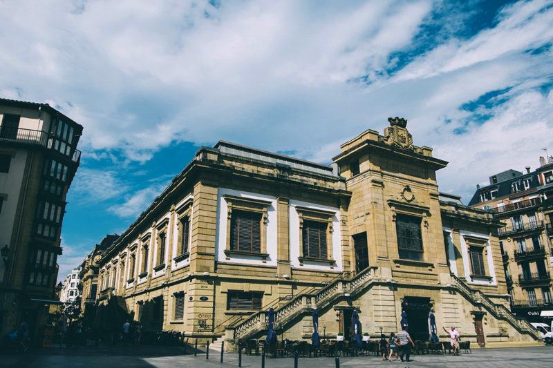 El edificio Pescadería. Foto: Santiago Farizano