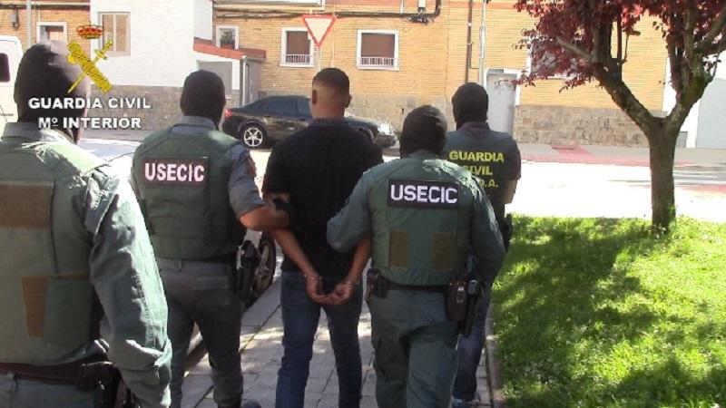 Imagen de de archivo. Foto: Guardia Civil