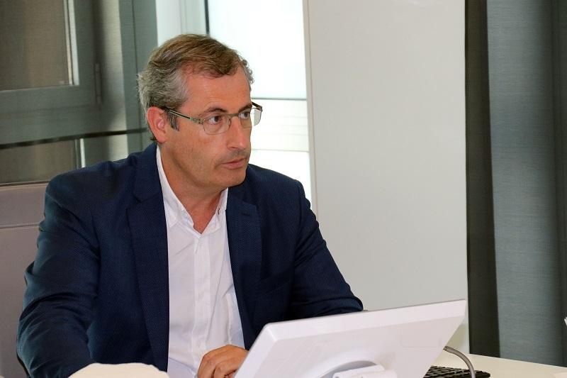 Markel Olano. Foto: Diputación
