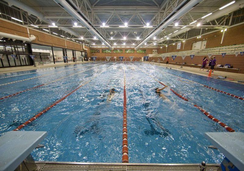 Las piscinas del polideportivo paco yoldi se cierran hasta for Piscinas paco yoldi