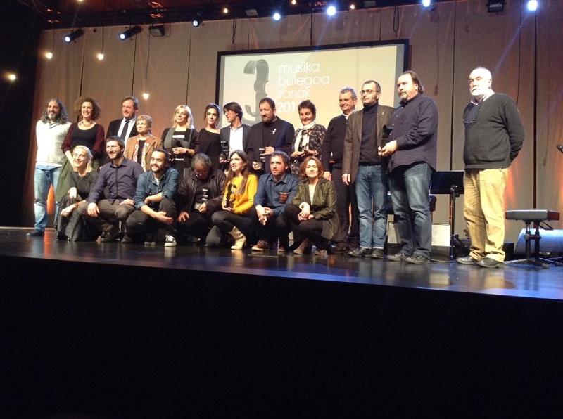Foto: Euskal Herriko Musika Bulego Elkartea