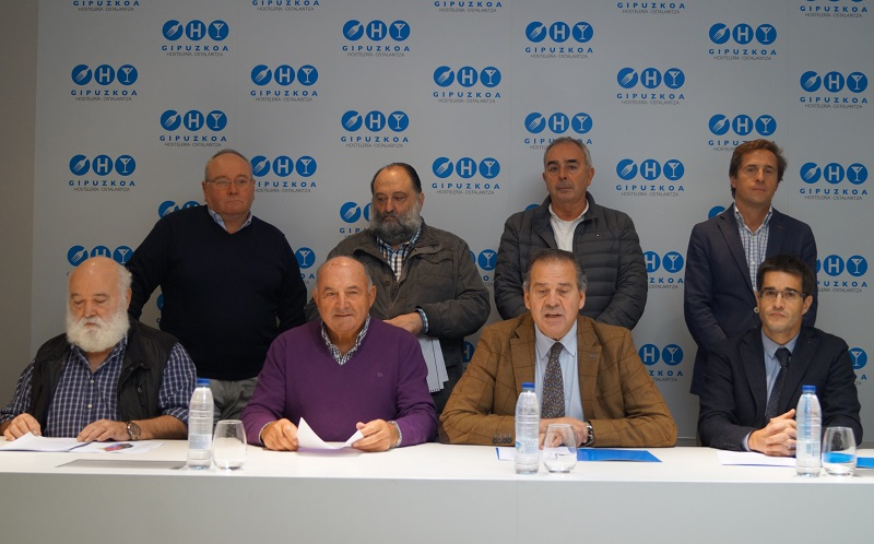 Foto: Asociación de Hosteleros de Gipuzkoa