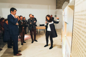 donostitik mugak 03 300x200 - Cuatro exposiciones en Koldo Mitxelena para asomarnos a la arquitectura que nos rodea