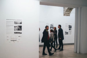 donostitik mugak 07 300x200 - Cuatro exposiciones en Koldo Mitxelena para asomarnos a la arquitectura que nos rodea