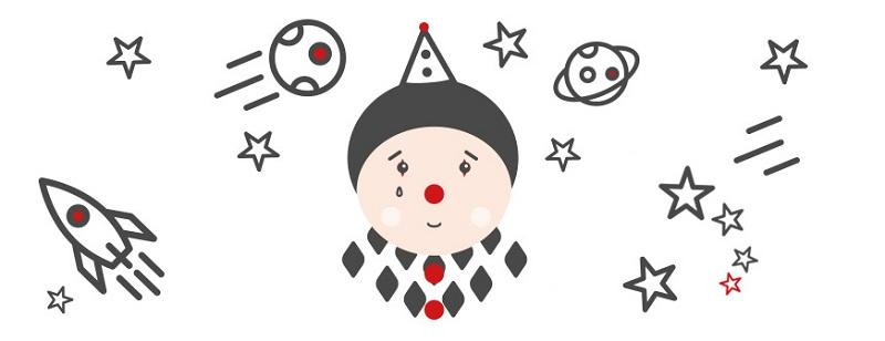 Imagen publicitaria de 'Pierrot'
