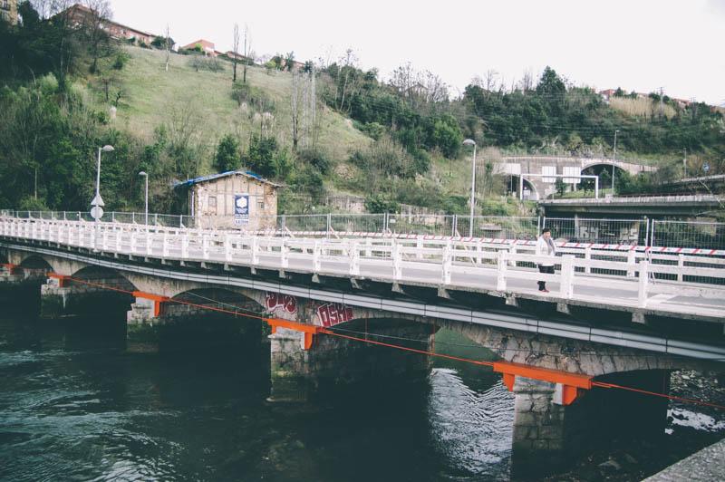 Astiñene, abierto para peatones y bicicletas. Foto: Santiago Farizano