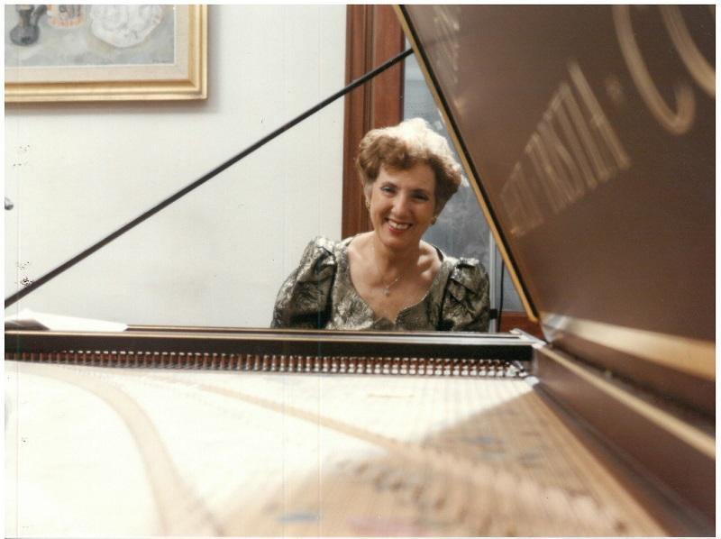 María Luisa Ozaita. Foto: Barakaldodigital.com