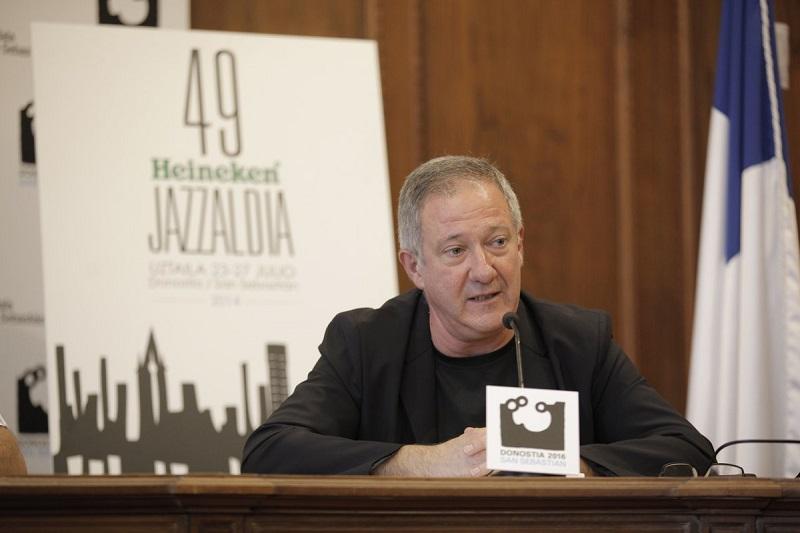 Miguel Martín. Foto: Jazzaldia