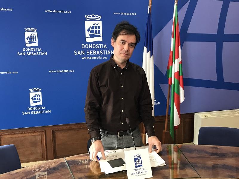 Ricardo Burutaran. Foto: EH Bildu