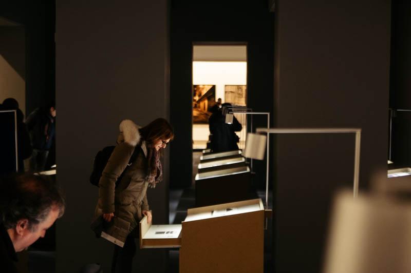 Exposición Luces en la memoria. Foto: Santiago Farizano