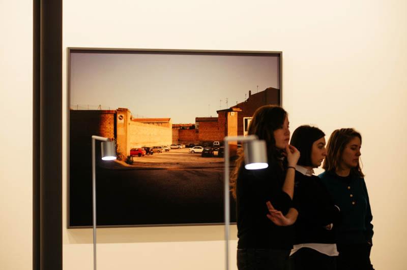 Luces en la memoria, exposición en Koldo Mitxelena. Foto: Santiago Farizano