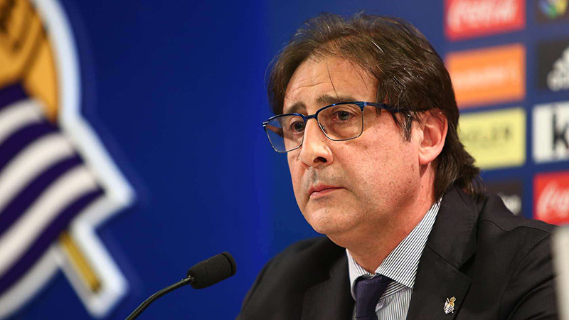 Lorenzo Juarros, Loren. Foto: Real Sociedad