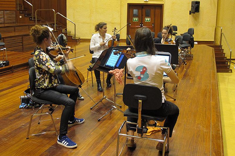 Imagen de archivo. Foto: Orquesta Sinfónica de Euskadi