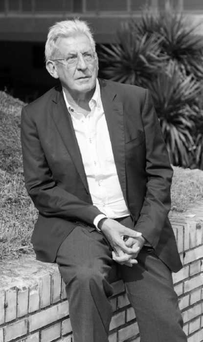 Pedro Miguel Etxenike. Foto: Donostia International Physics Center