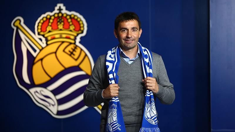 Real Sociedad y Héctor Moreno se quedan sin director técnico