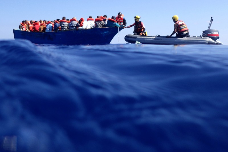 Foto: Salvamento Marítimo Humanitario