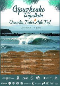 Cartel 212x300 - Surf: El Campeonato de Gipuzkoa llega para renacer