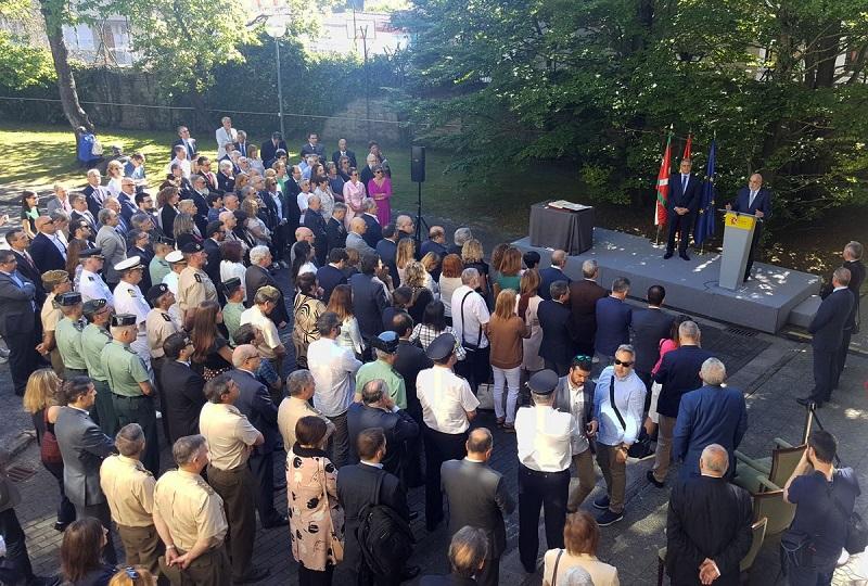 Foto: Delegación de Gobierno en Euskadi