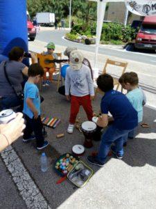 IMG 20180617 WA0002 600x800 225x300 - Hirukide celebra en Sagües una exitosa fiesta de las familias