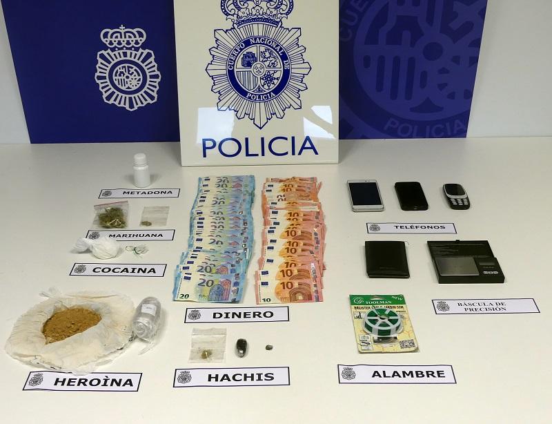 Foto: Policía Nacional