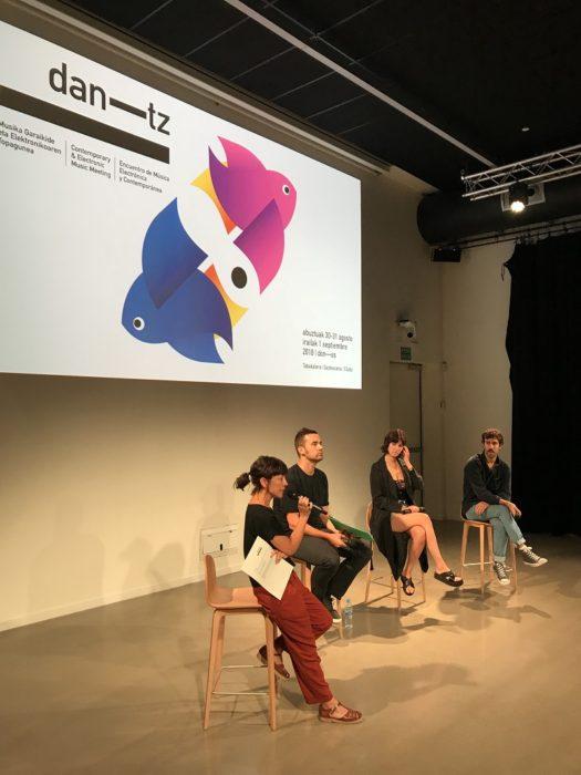 Presentación del festival. Foto: Dantz