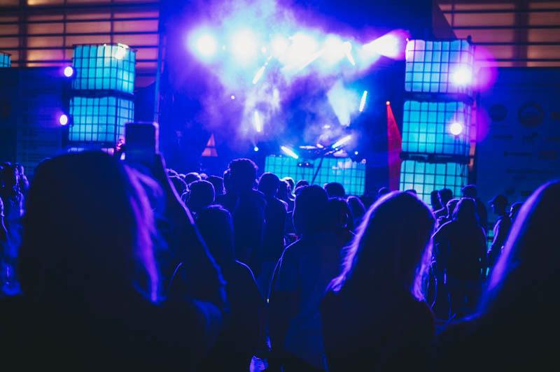 Disco festa del Kursaal, donde se produjo uno de los dos hechos. Foto: Santiago Farizano