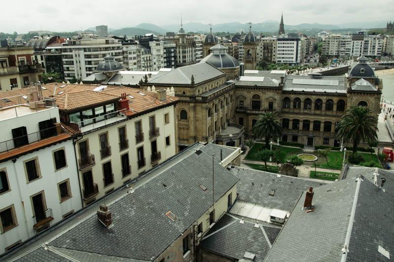 Zona donde se produjo la agresió. Foto: Santiago Farizano